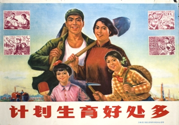 Population Control Is Called Big Revenue Source in China
