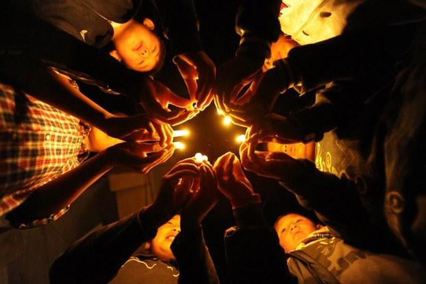 Tibetan Father of Two Self-Immolates in Aba
