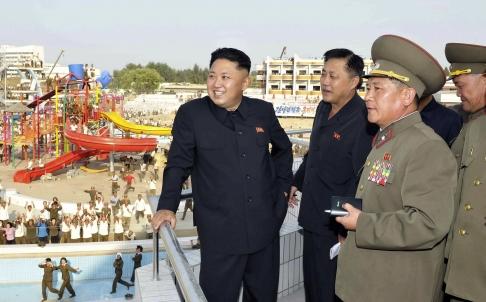 Should The U.S. Draw A North Korean Buffer Line?