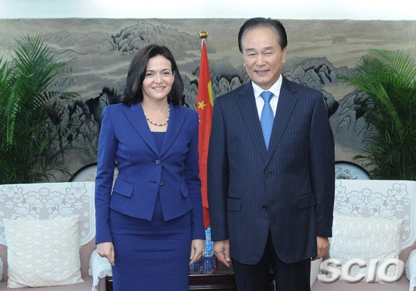 What to Make of Sheryl Sandberg's China Visit?