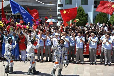 China Aims to Train Foreign Astronauts
