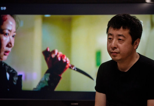 Filmmaker Gives Voice to Acts of Rage in Today's China