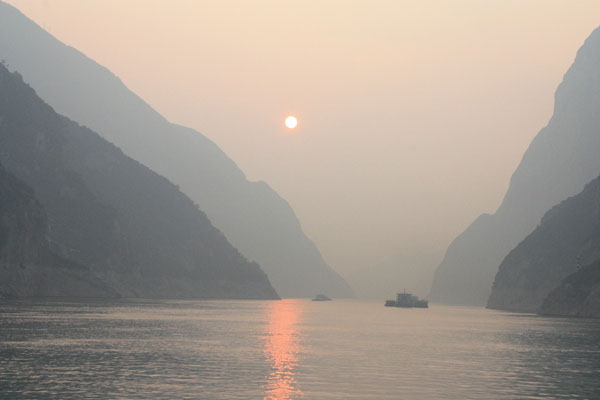 "Upper Yangtze Ecology ""Collapses"""