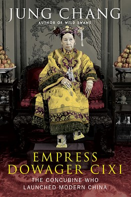 Jung Chang Commends Empress Dowager In New Book