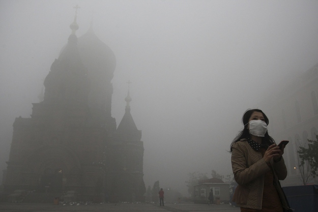 As Beijing Braces for Winter, 'Airpocalypse' Hits Harbin