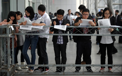 The Coveted Government Jobs No One in China Wants