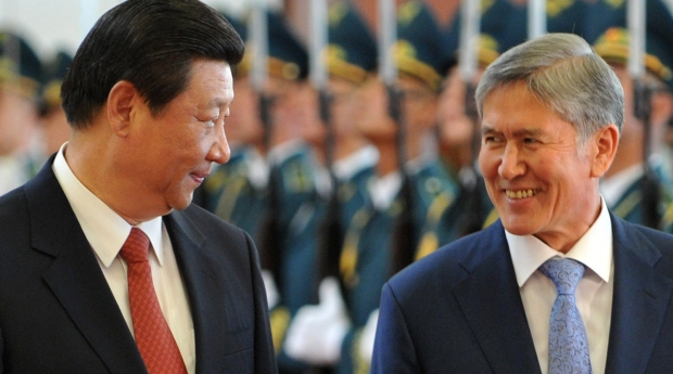 Has the U.S. Noticed China's Pivot to Central Asia?