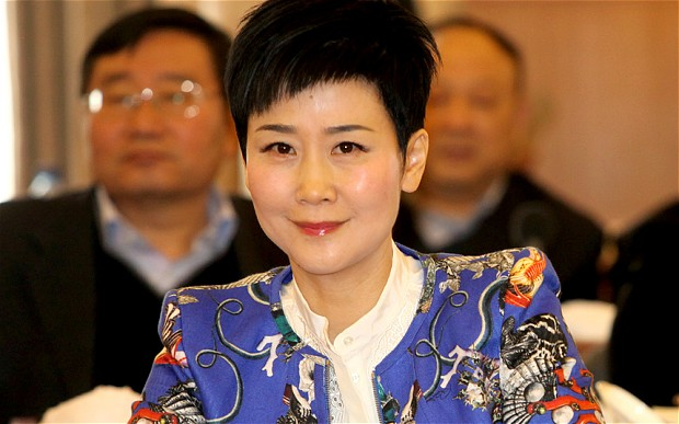 Li Peng's Daughter Brokered Secret Deal