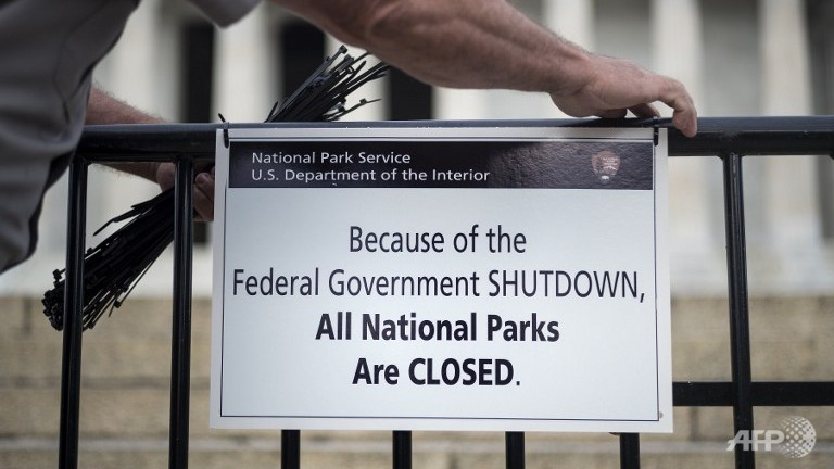 U.S. Shutdown: The View from China