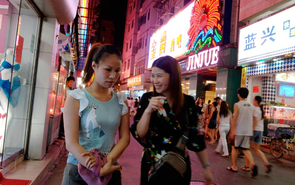 What's In It For China's Mistresses?