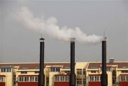 Smog Disrupts the National Holiday