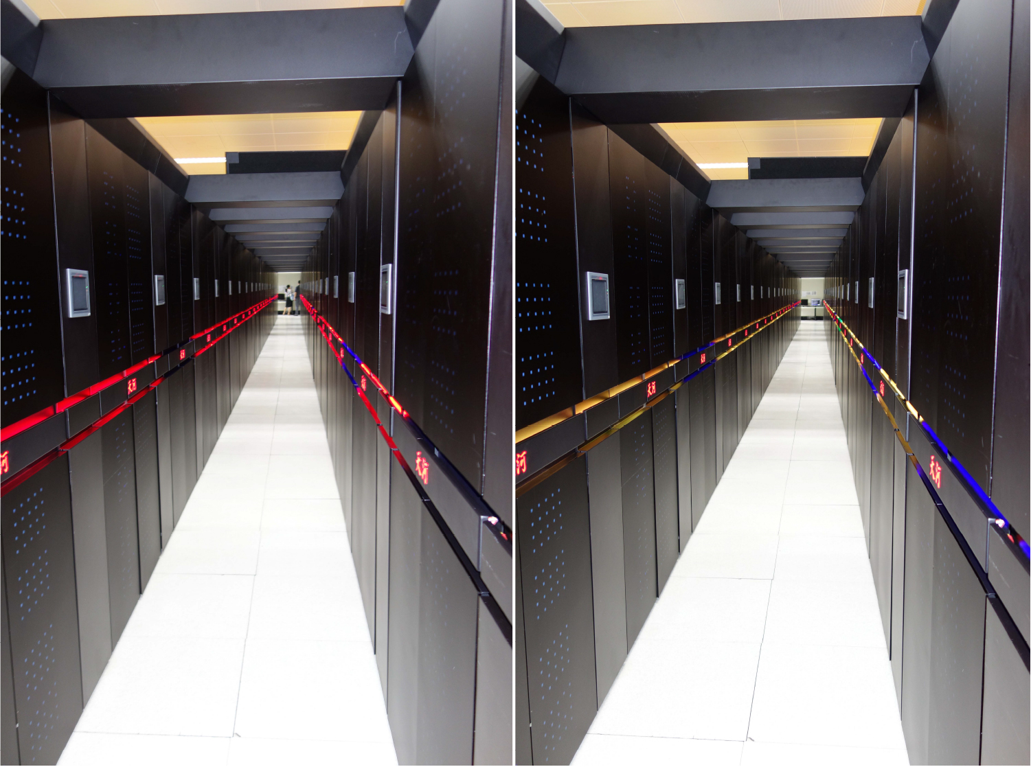 Supercomputer Marks China's Growing Tech Prowess