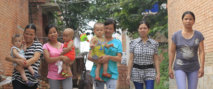 Caixin Slideshow: One-Child Family