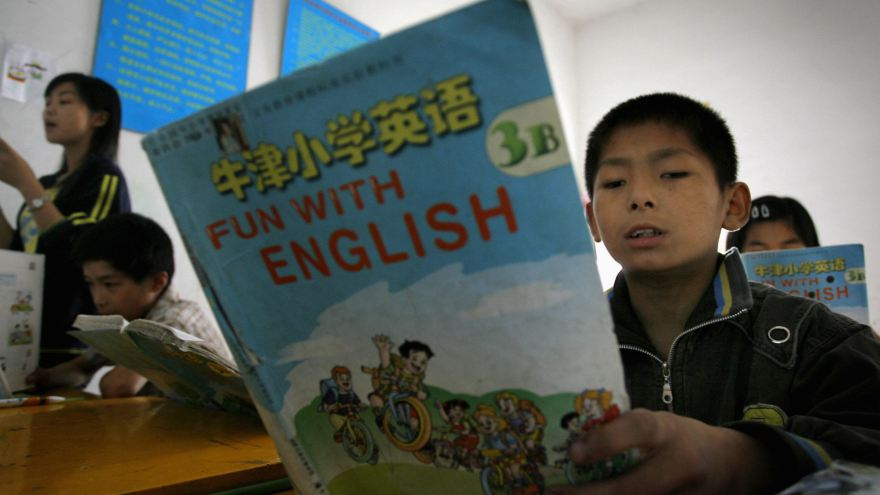 Has English Lost its Luster in China?