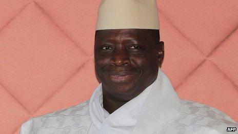 Gambia Cuts Diplomatic Ties With Taiwan
