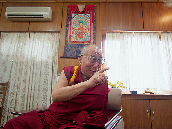Dalai Lama: No Choice But Silence on Immolations