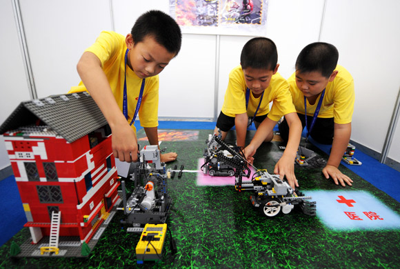 Lego in China: Not Just Another Brick In the Wall