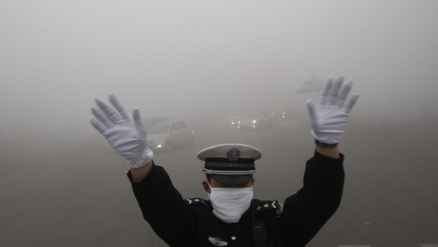 """China Does a """"180"""" on Air Pollution Policy"""