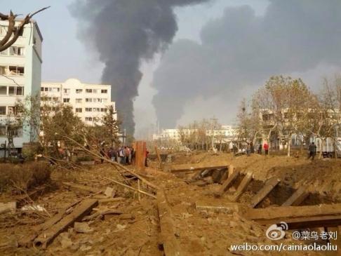 Dozens Killed in Qingdao Pipeline Rupture (Updated)