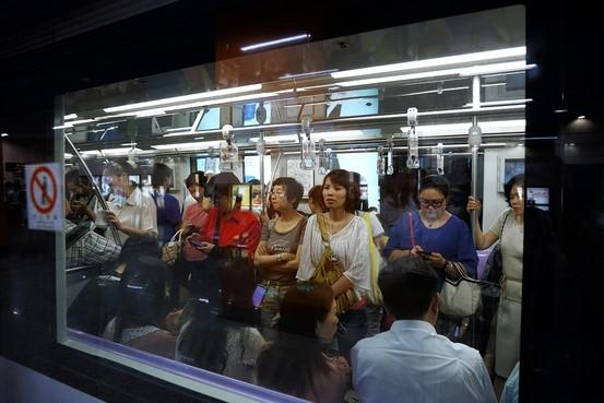 China's Building Push Goes Underground