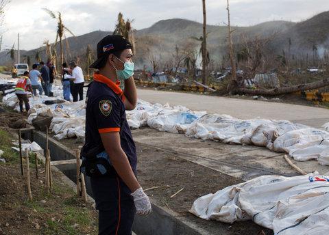 Typhoon Haiyan Through the Lens of China's 2008 Quake