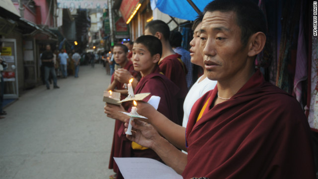 Sources: Monk Self Immolates in Qinghai