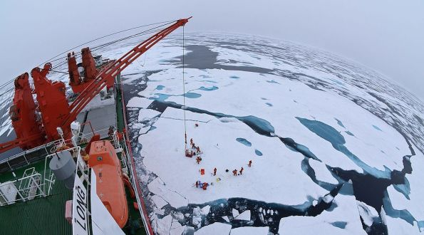 China in the Antarctic: Polar Power Play