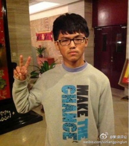 Gansu Teen Suing Police Over Detention