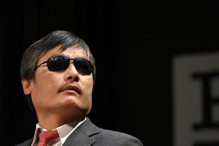 """Chen Guangcheng Spyware Claim """"A Misunderstanding"""""""