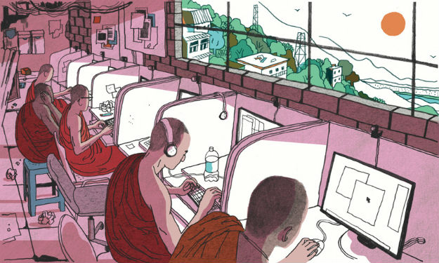 Dharamsala: Ground Zero in China's Cyberwar