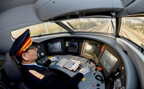 High-Speed Rail Network Passes 12,000km Mark
