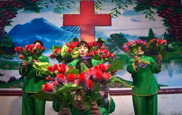 Crackdown Stymies China Church's Christmas Meeting