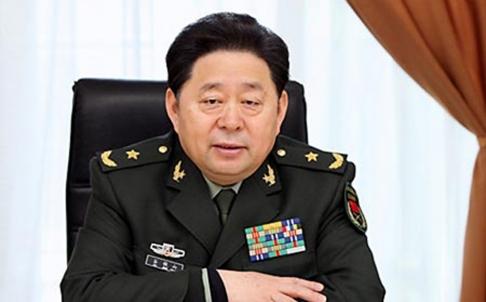 Info Emerges on Corrupt Former PLA General