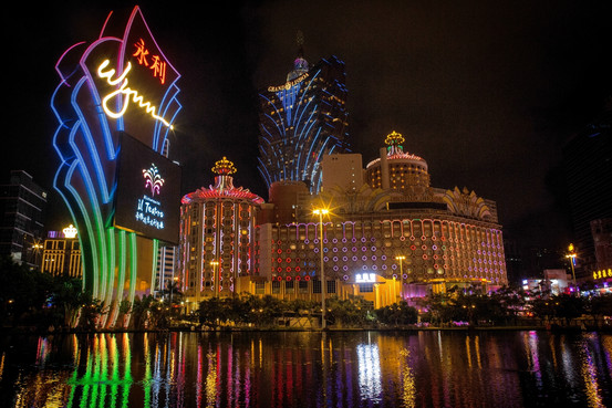 Macau Trumps Vegas As Global Casino Capital