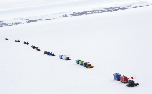 Blueprint Called for on China's Polar Ambitions