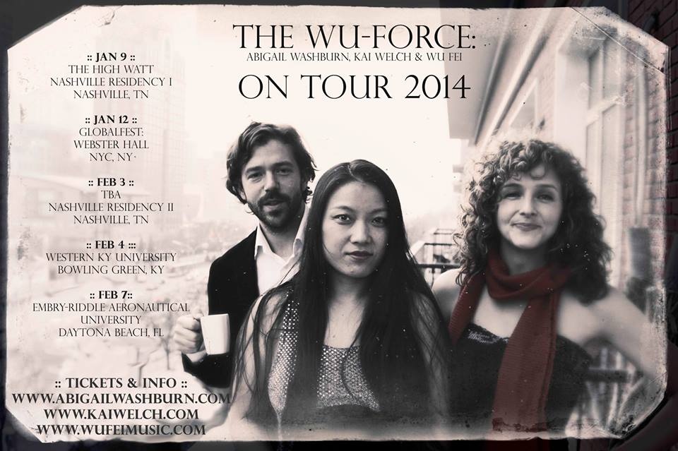 The Wu-Force on Fusing the Sounds of China & the U.S.