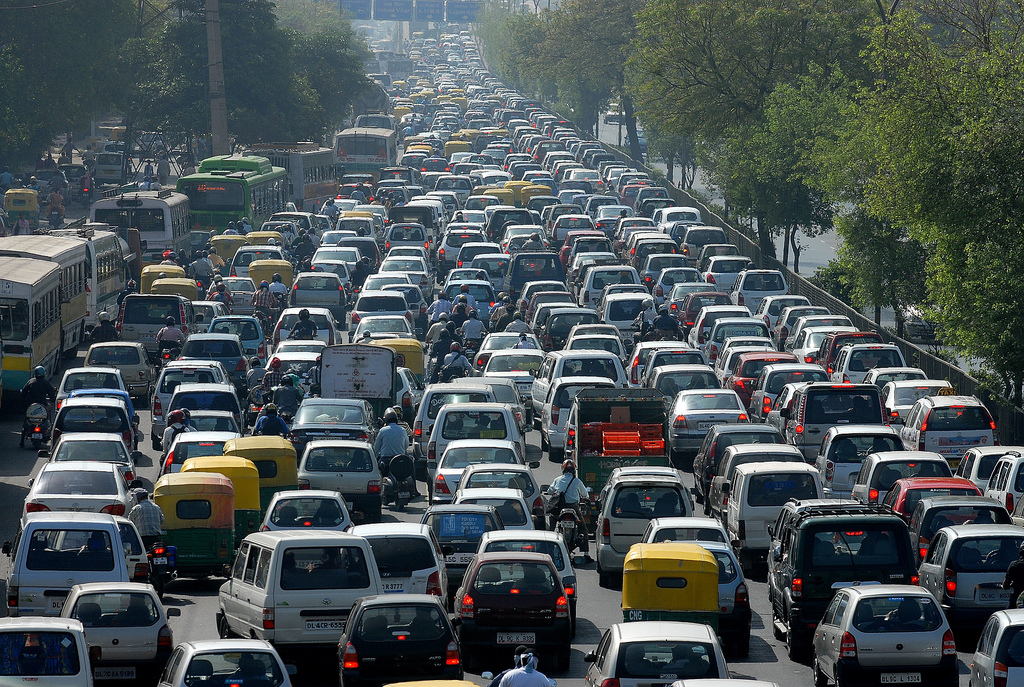 Officials Look For Urban Gridlock Solution