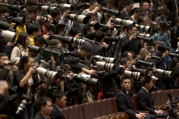 China Renews Most Western Journalists' Visas