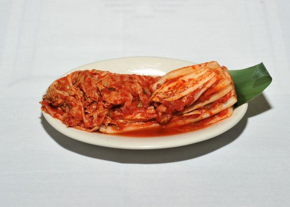South Koreans Urge Chinese To Rename Kimchi