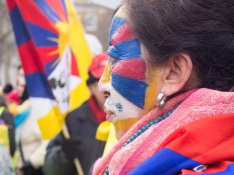 Beijing Defends Policies as Tibetans Mark Anniversary