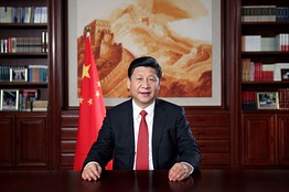 Xi Jinping's Image-Crafting Sets Trend