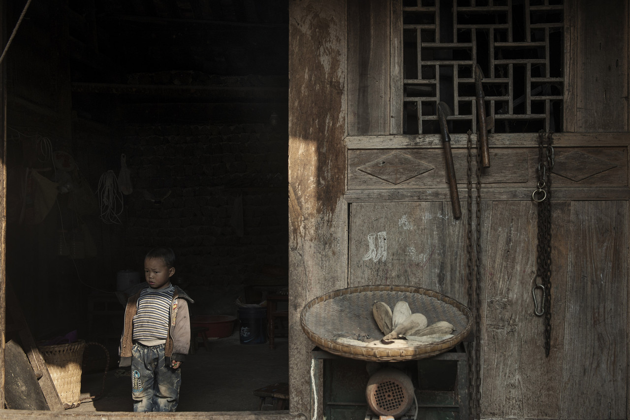 China's Left-Behind Children and Guilt-Stricken Parents