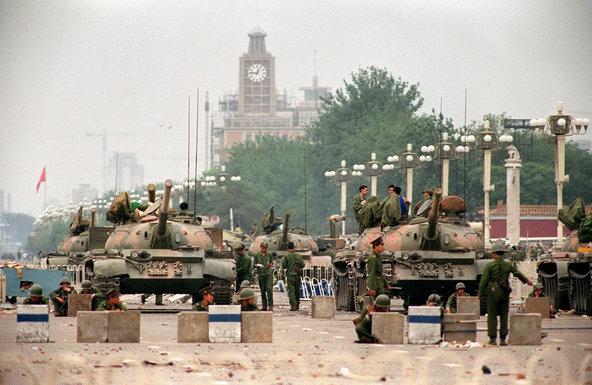 Marking Tiananmen's 25th Anniversary