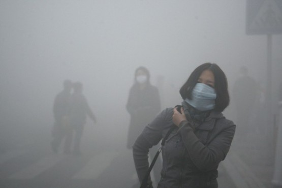 Seeking Transparency in Chinese Pollution Data