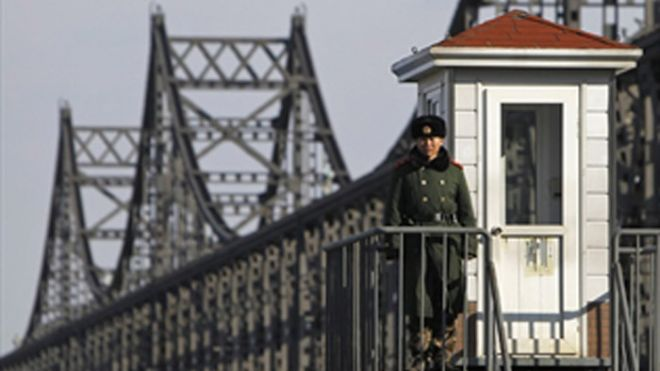 Chinese Near NK See Refugees As 'Benign Neighbors'