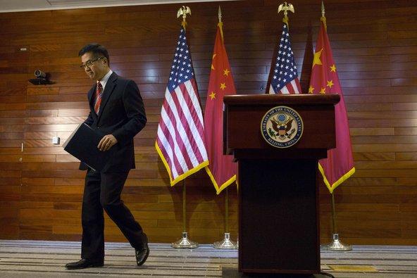 Chinese Media Takes Parting Shot at Locke (Updated)
