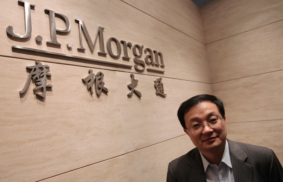 Chinese Official Made Hiring Plea to JP Morgan CEO