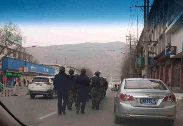 RFA Reports First Tibetan Self-Immolation of 2014