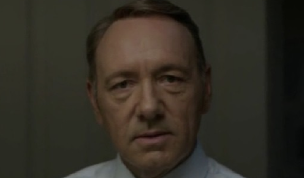 China in House of Cards, and House of Cards in China