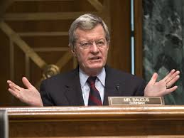 Senate Approves Max Baucus as China Ambassador
